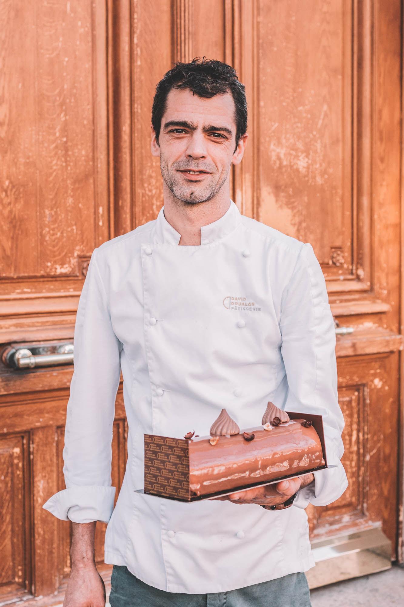 Le Chef - David Doualan